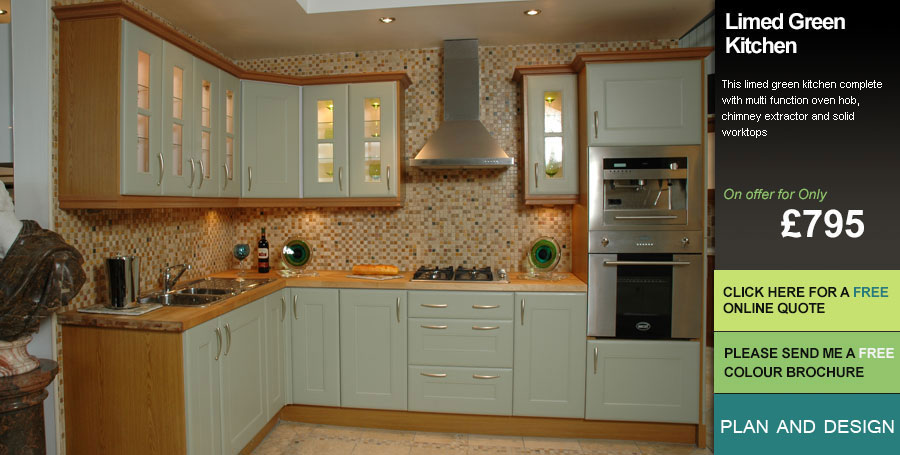 Home fitted kitchens uk for Fitted kitchens uk